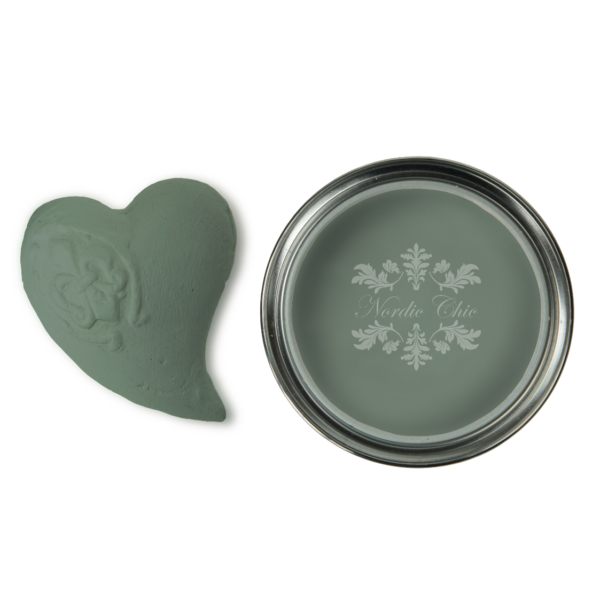 Dusty Green Nordic Chic paint