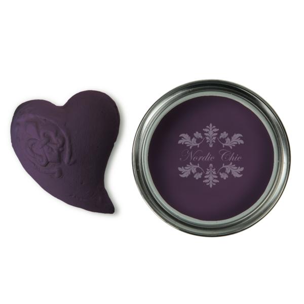 Purple Rain Nordic Chic paint