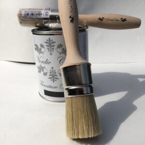 large wax brush 22