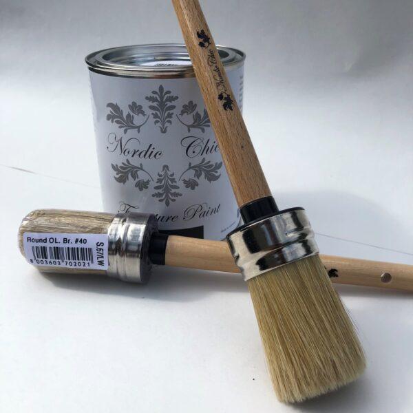 Round Brush 40