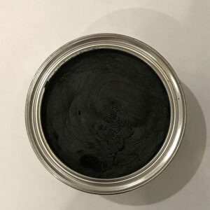 black Nordic Chic Wax