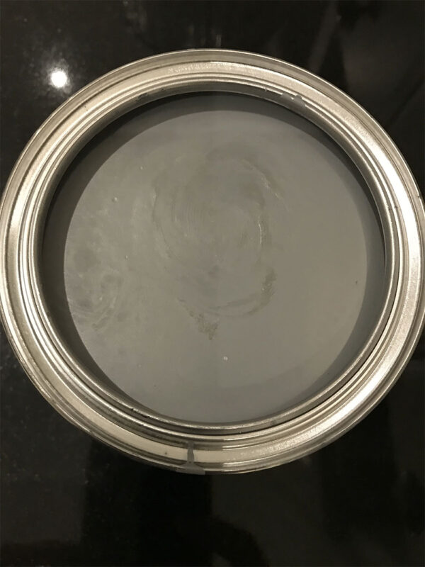 Grey Nordic Chic Wax