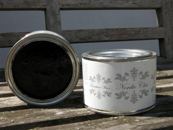 Rustic Nordic Chic Wax , Dark Brown