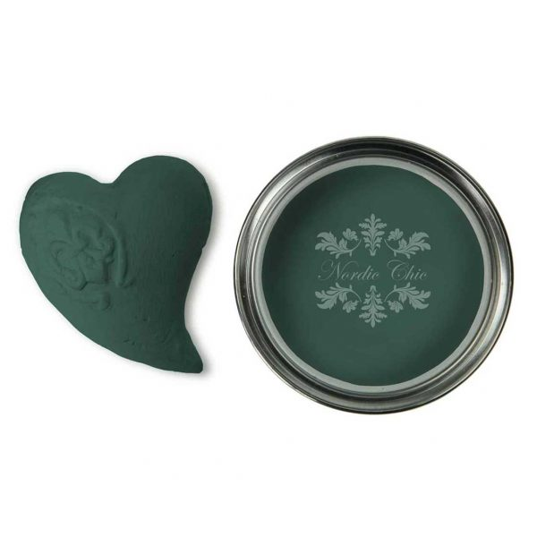 Moroccan Green Nordic Chic paint