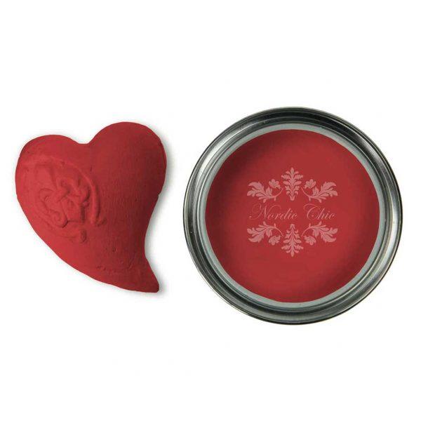 Ravishing Red Nordic Chic paint